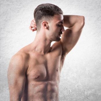 Bras ou Épaules épilations masculines Genève