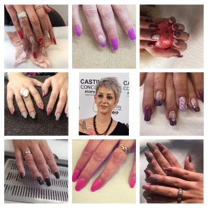 Nails Art gel