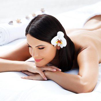 Massage anti-stress lymphatique