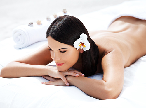 Massage anti-stress californien suedois