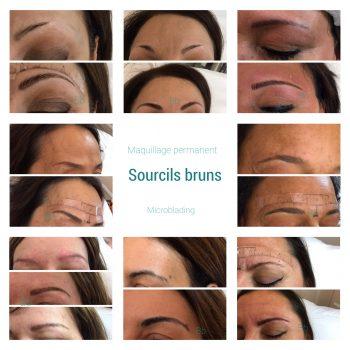 Maquillage permanent Brigitte