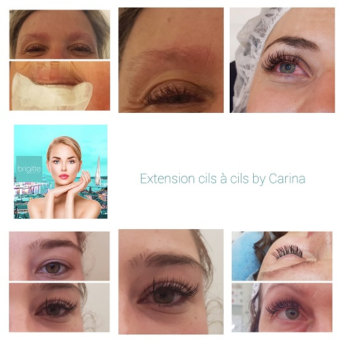 Extensions cils