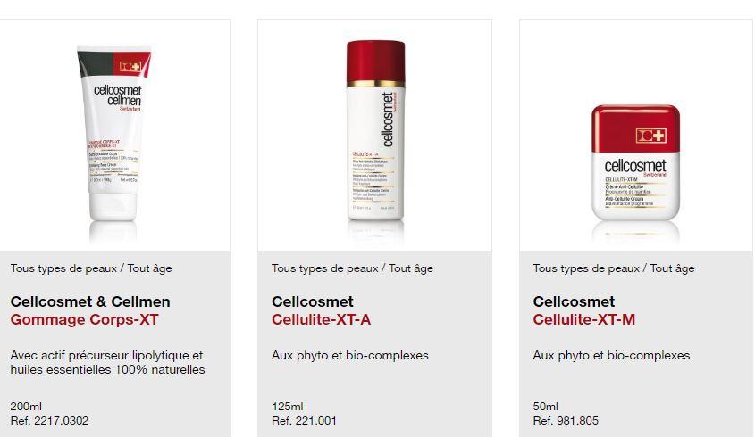 Cellcosmet Cellulite